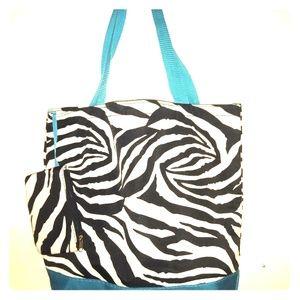 Handbags - Zebra Bag